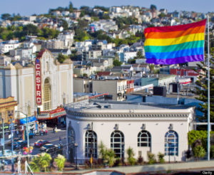 Iconic Castro Shot from Above